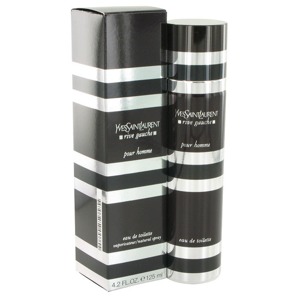 RIVE GAUCHE Eau De Toilette Spray For Men by Yves Saint Laurent