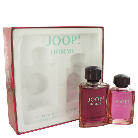 JOOP Gift Set  4.2 oz Eau De Toilette spray + 2.5 oz After Shave For Men by Joop!