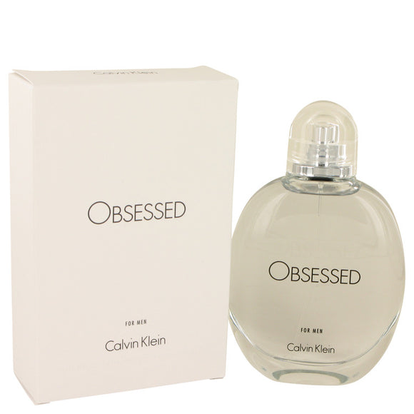 Obsessed Vial (sample) For Men by Calvin Klein