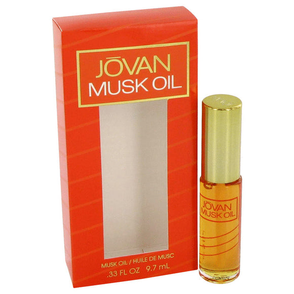 JOVAN MUSK Oil with Applicator For Women by Jovan