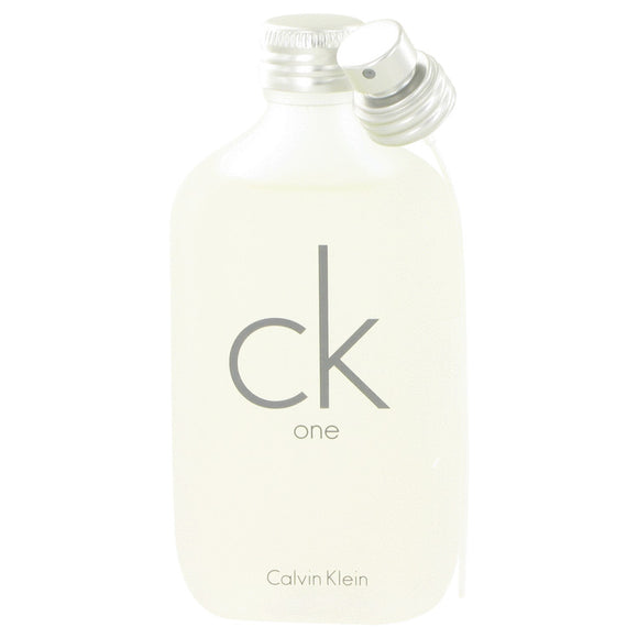 CK ONE Eau De Toilette Pour/Spray (Unisex Tester) For Men by Calvin Klein