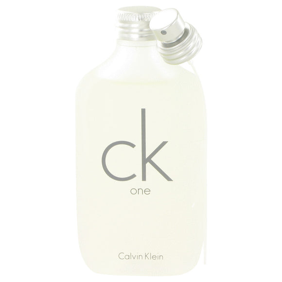 CK ONE Eau De Toilette Pour/Spray (Unisex Tester) For Women by Calvin Klein