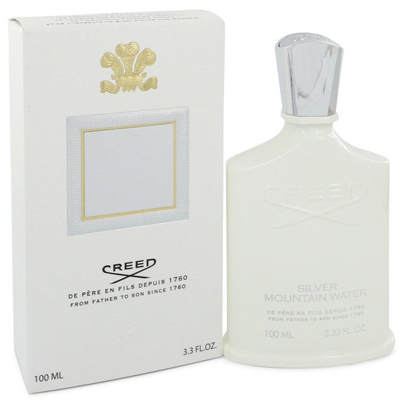 SILVER MOUNTAIN WATER Eau De Parfum Spray For Men by Creed