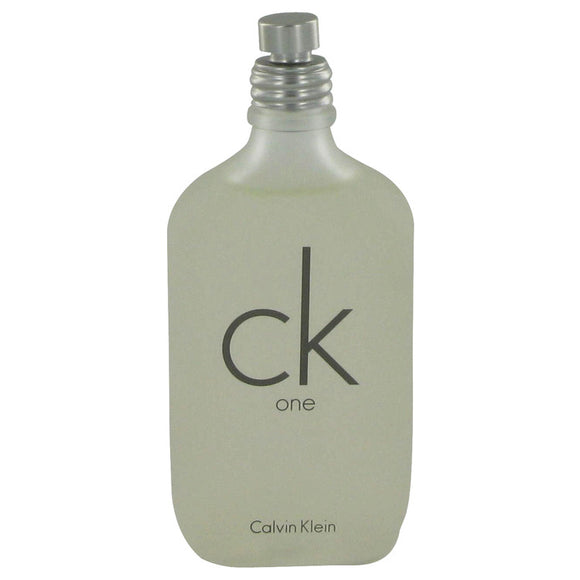 CK ONE Eau De Toilette Pour/ Spray (Unisex unboxed) For Men by Calvin Klein