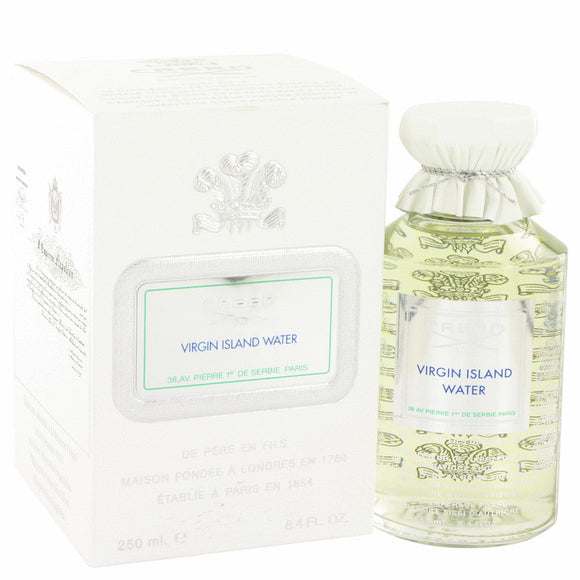 Virgin Island Water Millesime Flacon Splash (Unisex) For Men by Creed