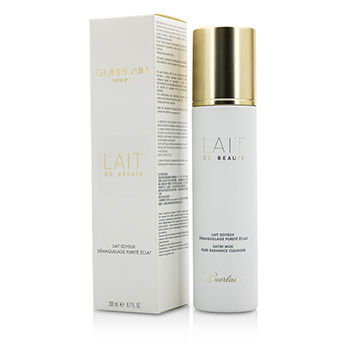 Guerlain Other Pure Radiance Cleanser - Lait De Beaute Gentle Cleansing Satin Milk For Women by Guerlain