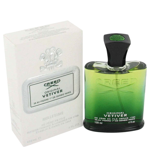 Original Vetiver Eau De Parfum Spray For Men by Creed