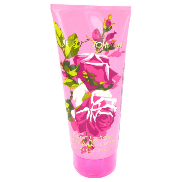 Betsey Johnson Body Lotion For Women by Betsey Johnson