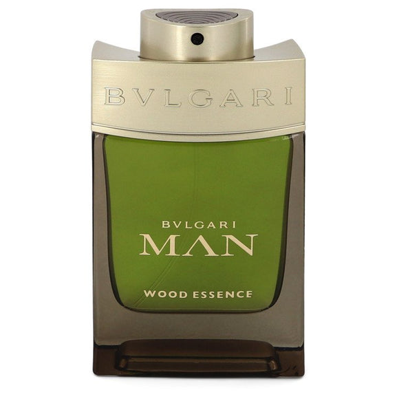 Bvlgari Man Wood Essence Eau De Parfum Spray (unboxed) For Men by Bvlgari