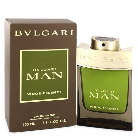 Bvlgari Man Wood Essence Eau De Parfum Spray (Tester) For Men by Bvlgari