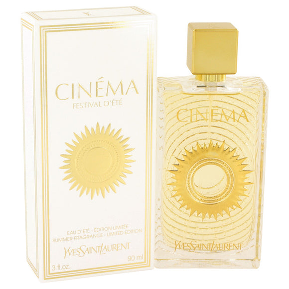 Cinema Summer Fragrance Eau D`Ete Spray For Women by Yves Saint Laurent