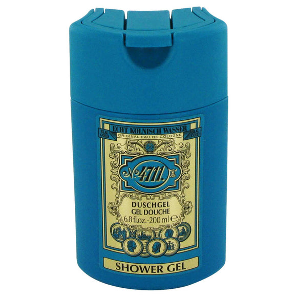 4711 Shower Gel (Unisex) For Women by Muelhens