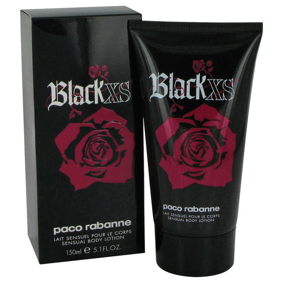 Black Xs Body Lotion For Women by Paco Rabanne