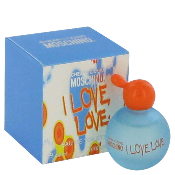 I Love Love Mini EDT For Women by Moschino