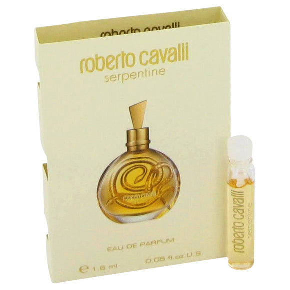 Serpentine Vial (sample) For Women by Roberto Cavalli