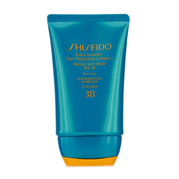 Shiseido Sun Protection Extra Smooth Sun Protection Cream N SPF 38 For Women by Shiseido