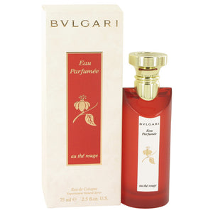 Bvlgari Eau Parfumee Au The Rouge 2.50 oz Eau De Cologne Spray (Unisex) For Women by Bvlgari