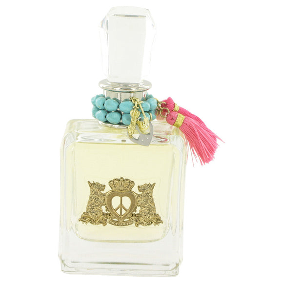 Peace Love & Juicy Couture Eau De Parfum Spray (unboxed) For Women by Juicy Couture