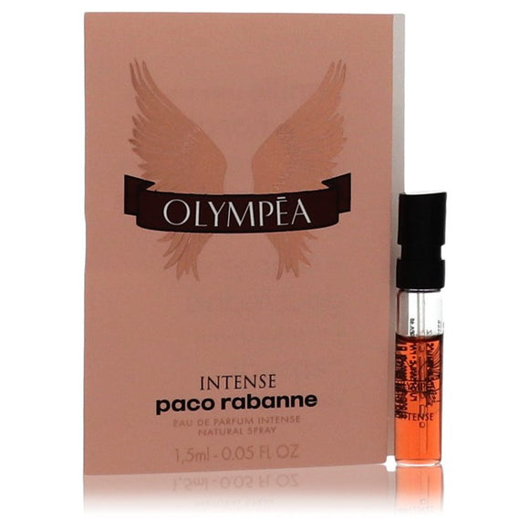 Olympea Intense Vial (sample) For Women by Paco Rabanne
