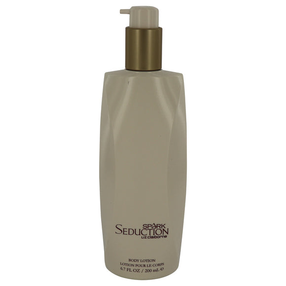 Spark Seduction Body Lotion (unboxed) For Women by Liz Claiborne