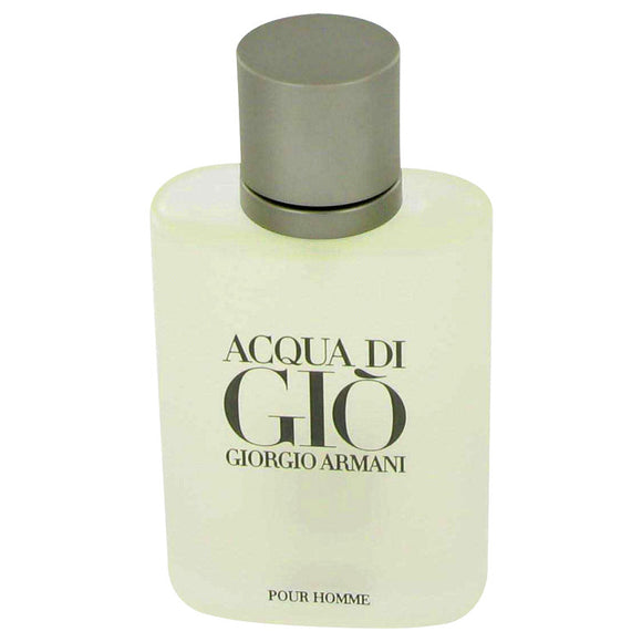 ACQUA DI GIO 3.30 oz Eau De Toilette Spray (Tester) For Men by Giorgio Armani
