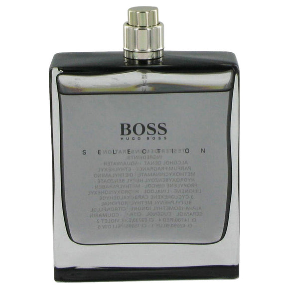 Boss Selection 3.00 oz Eau De Toilette Spray (Tester) For Men by Hugo Boss
