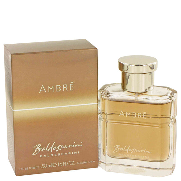 Baldessarini Ambre 1.70 oz Eau De Toilette Spray For Men by Hugo Boss