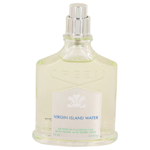 Virgin Island Water Millesime Spray (Unisex Tester) For Women by Creed
