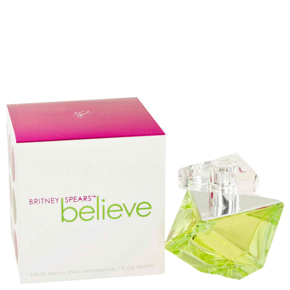 Believe 1.00 oz Eau De Parfum Spray For Women by Britney Spears