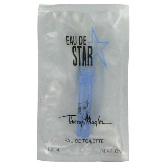 Eau De Star Vial (sample) For Women by Thierry Mugler