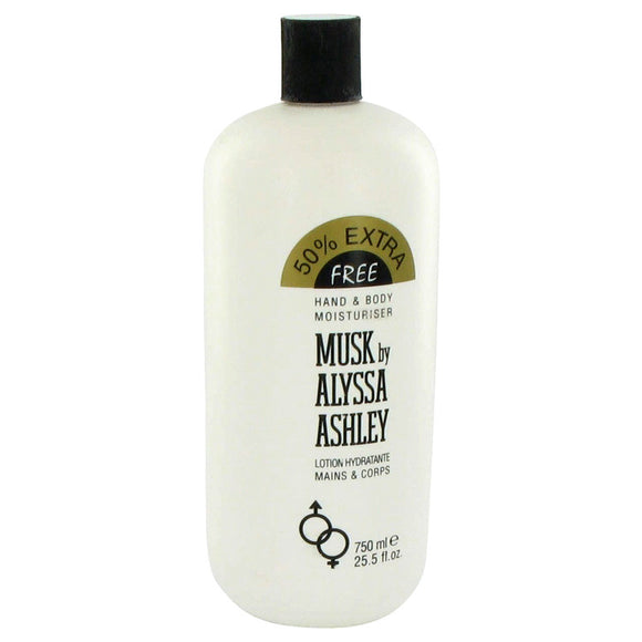 Alyssa Ashley Musk 25.50 oz Body Lotion For Women by Houbigant