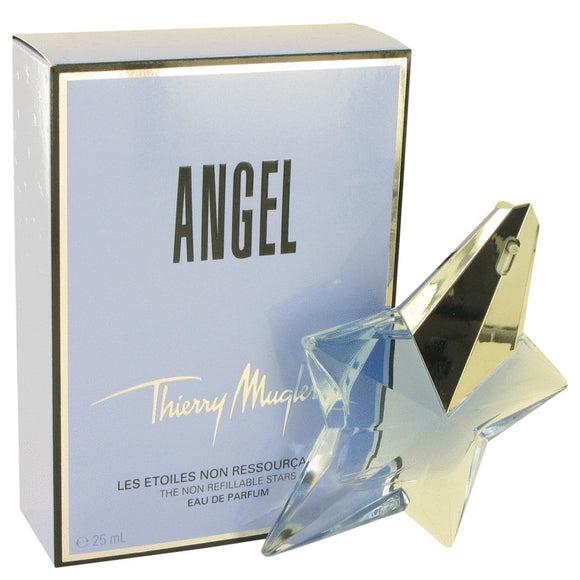 ANGEL 0.80 oz Eau De Parfum Spray For Women by Thierry Mugler