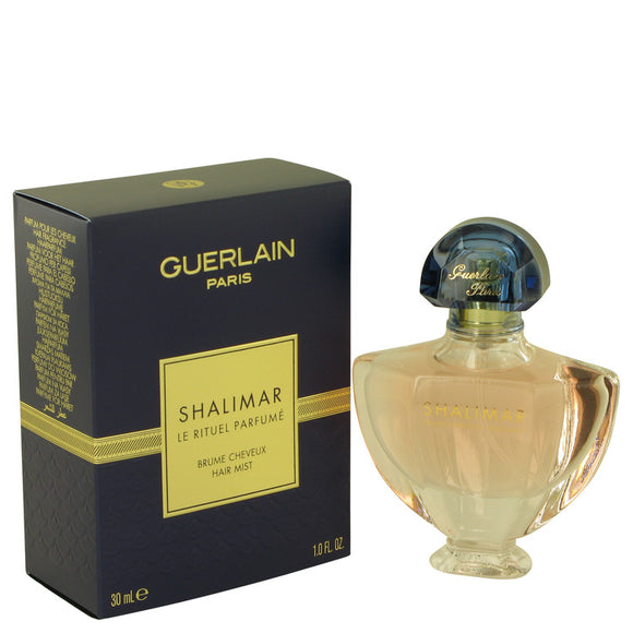 SHALIMAR Perfume Hair Mist Spray For Women by Guerlain