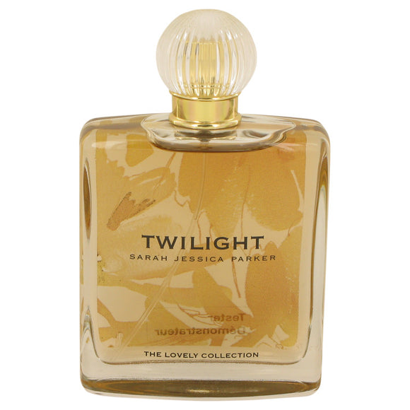 Lovely Twilight Eau De Parfum Spray (Tester) For Women by Sarah Jessica Parker