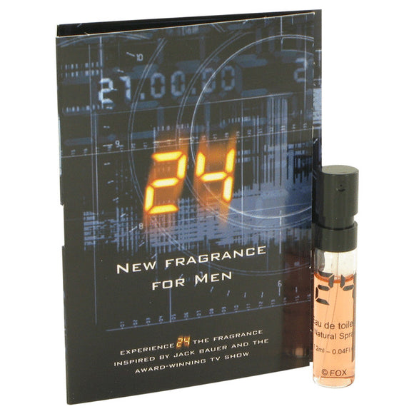 24 The Fragrance 0.04 oz Vial (sample) For Men by ScentStory