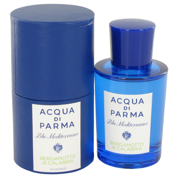 Blu Mediterraneo Bergamotto Di Calabria 2.50 oz Eau De Toilette Spray For Women by Acqua Di Parma