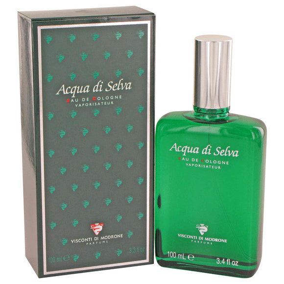 ACQUA DI SELVA 3.40 oz Eau De Cologne Spray For Men by Visconte Di Modrone