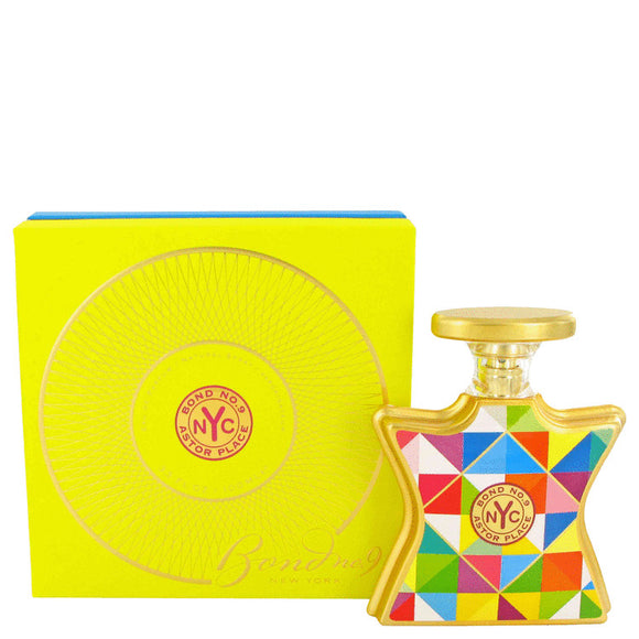 Astor Place 3.30 oz Eau De Parfum Spray For Women by Bond No. 9