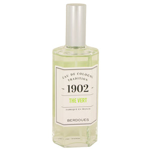 1902 Green Tea 4.20 oz Eau De Cologne (Unisex unboxed) For Men by Berdoues