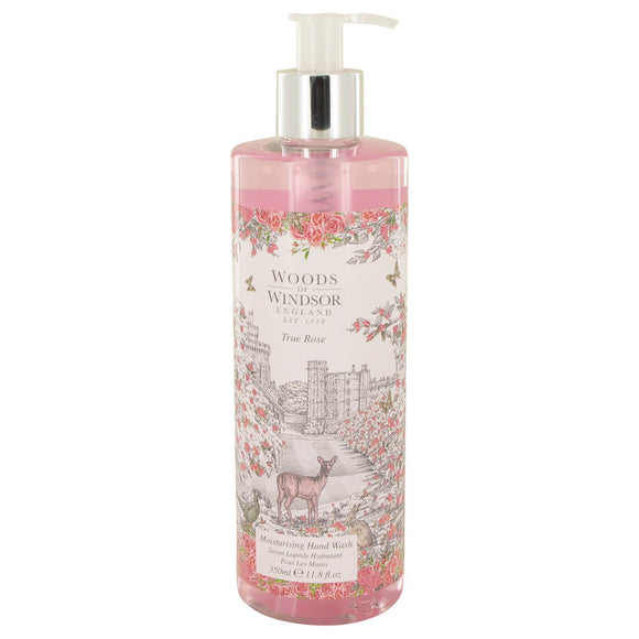 True Rose Hand Wash For Women by Woods of Windsor
