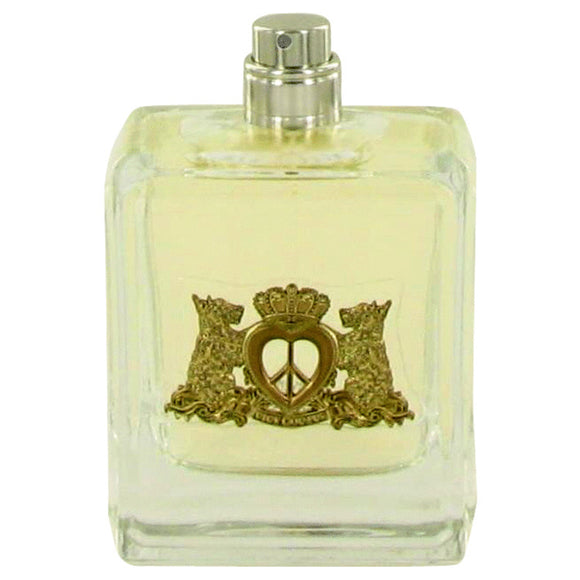 Peace Love & Juicy Couture Eau De Parfum Spray (Tester) For Women by Juicy Couture