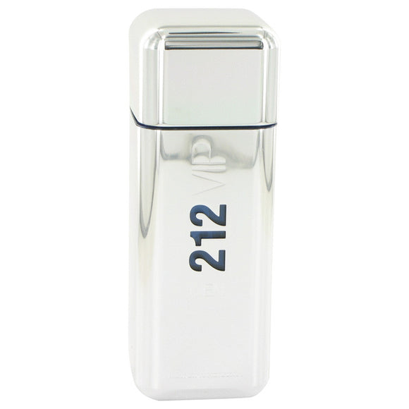 212 Vip 3.40 oz Eau De Toilette Spray (Tester) For Men by Carolina Herrera
