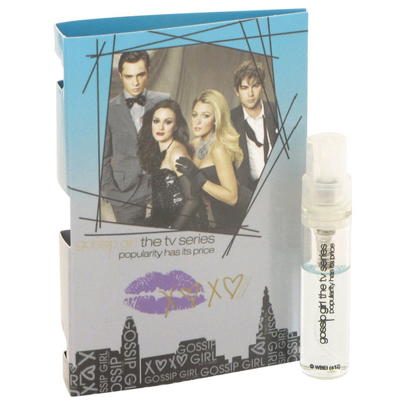 Gossip Girl Xoxo Vial (sample) For Women by ScentStory