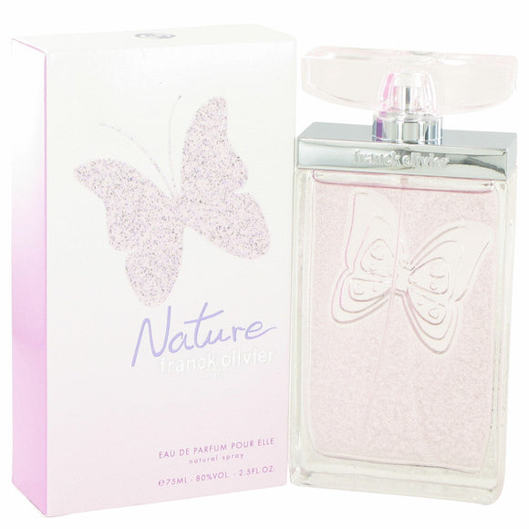 Nature Eau De Parfum Spray For Women by Franck Olivier