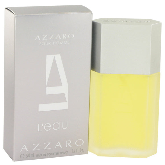 Azzaro L`eau 1.70 oz Eau De Toilette Spray For Men by Azzaro