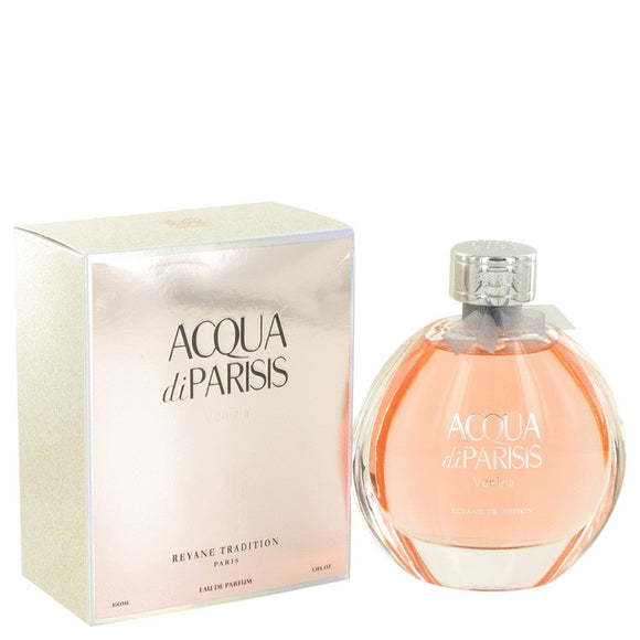Acqua di Parisis Venizia 3.30 oz Eau De Parfum Spray For Women by Reyane Tradition