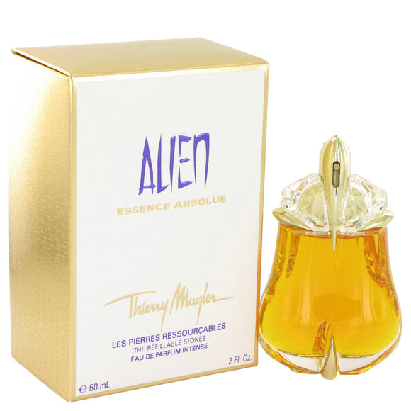 Alien Essence Absolue Eau De Parfum Intense Refillable Spray For Women by Thierry Mugler