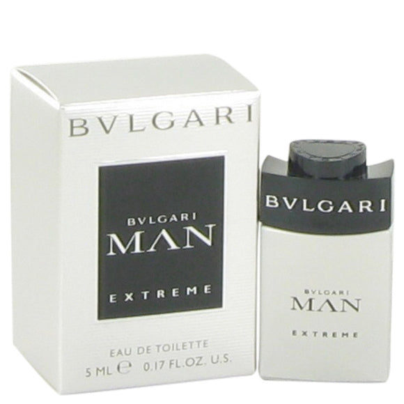 Bvlgari Man Extreme 0.17 oz Mini EDT For Men by Bvlgari