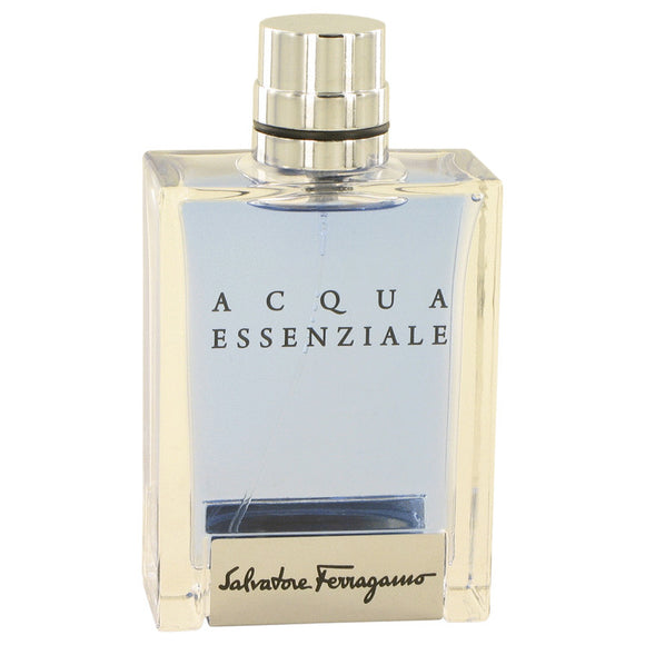Acqua Essenziale 3.40 oz Eau De Toilette Spray (Tester) For Men by Salvatore Ferragamo