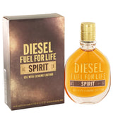 Fuel For Life Spirit Eau De Toilette Spray For Men by Diesel